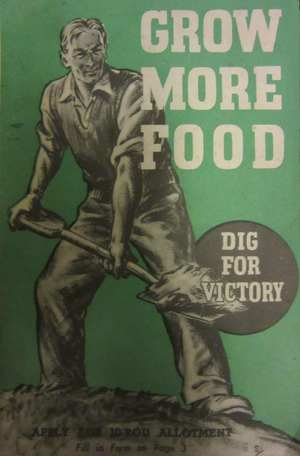 Grow More Food - Dig for Victory