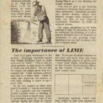 National Growmore & Lime
