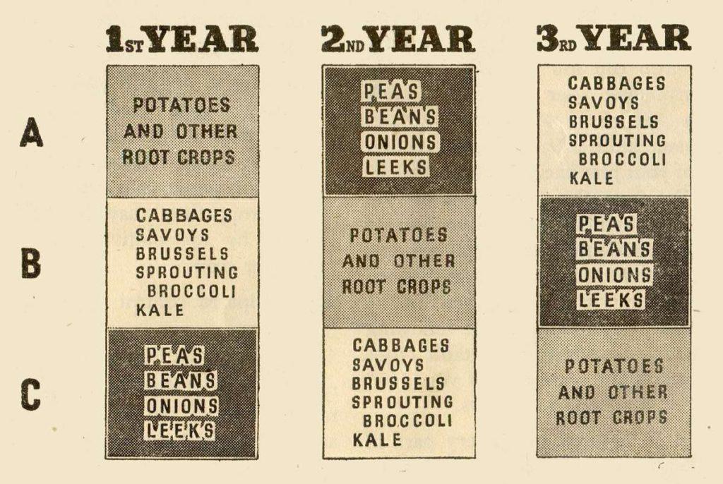 Managing Crop Rotation