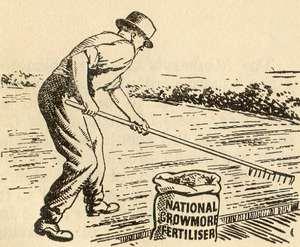 Fertilising National Growmore