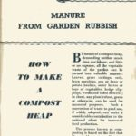 How to Make a Compost Heap - DfV 7