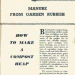 How to Make a Compost Heap - DfV 7