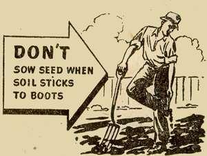 Mud on Boots
