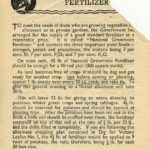 NATIONAL GROWMORE FERTILIZER