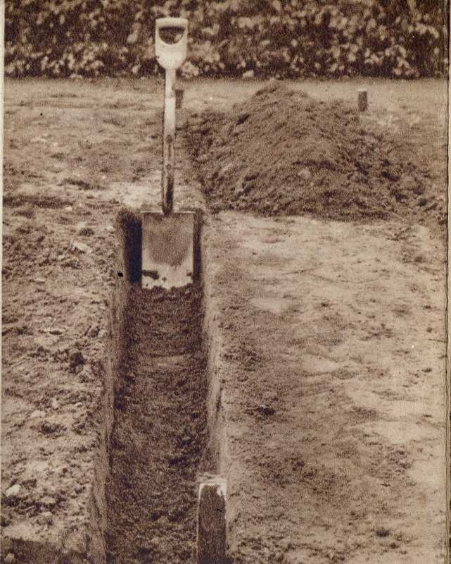 How to Dig - Simple Digging & Bastard Trenching | Dig for