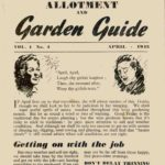 April 1945 Allotment & Garden Guide