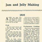 Jam & Jelly Making DfV 10