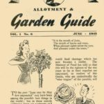 June 1945 Allotment & Garden Guide