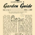 July 1945 Allotment & Garden Guide